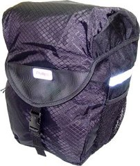 Rear Std Pannier Black