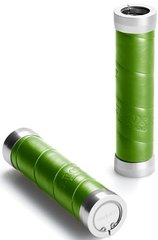 Slender Leather Grips Apple Green