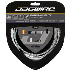 Mountain Elite Link Brake Kit - Silver
