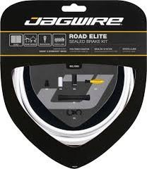 Road Elite Sealed Brake Kit - White