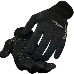 Gloves Black Large