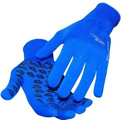 Gloves Blue Large