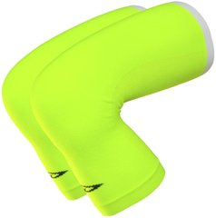 Coolmax Kneekers Neon Yellow