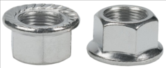 10mm x 1 Axle Nut