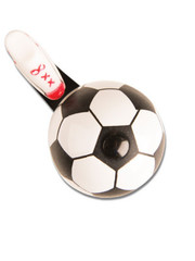 Football Ping Bell (Box of 6)