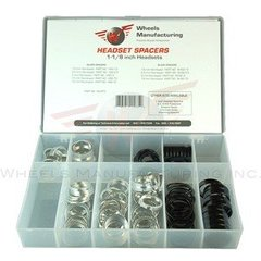 "1-1/8"" Alloy Headset Spacer Kit"