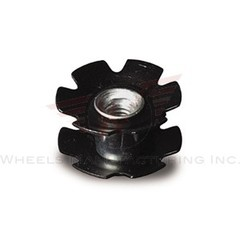 Double Flanged Star Nut 1-1/8""