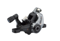 Rever MTN1 Mechanical Disc Brake with Left CNC Lever