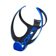 Supacaz Carbon Fly Neon Blue Cage