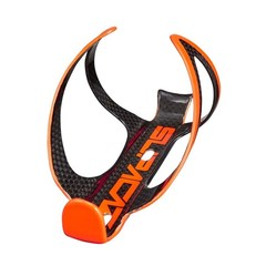 Supacaz Carbon Fly Neon Orange Cage