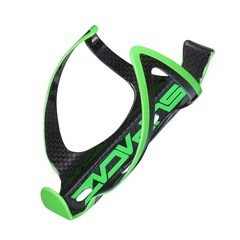 Supacaz Carbon Fly Neon Green Cage