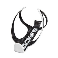 Supacaz Carbon Fly White Cage