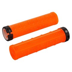 Grizips Neon Orange Clear