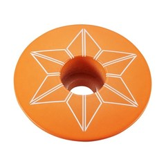 Star Capz Neon Orange (Powder Coated)
