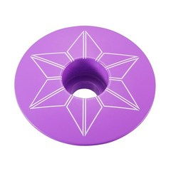 Star Capz Neon Purple (Powder Coated)