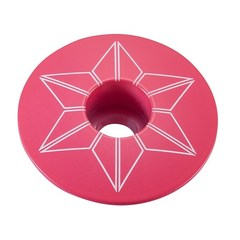 Star Capz Neon Pink (Powder Coated)