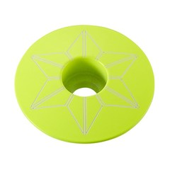 Star Capz Neon Yellow (Powder Coated)