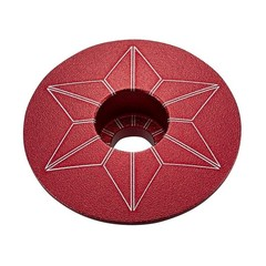 Star Capz Red (Anodized)