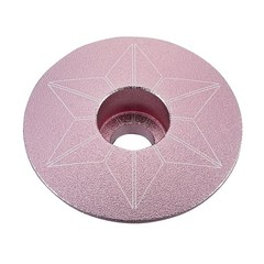 Star Capz Pink (Anodized)