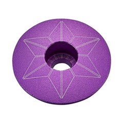 Star Capz Purple (Anodized)