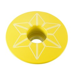 Star Capz TDF Yellow (Powder Coated)