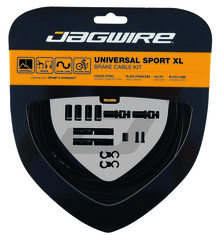 Universal Sport XL Brake Kit - Black
